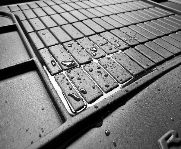 Mata bagażnika gumowa KIA Soul I M, L 2008-2013 dolna podłoga bagażnika, bez organizera