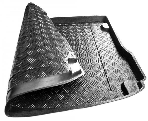 Mata do bagażnika Standard Citroen C3 2009-2016 wersja z kołem zapasowym (pełnowymiarowe)