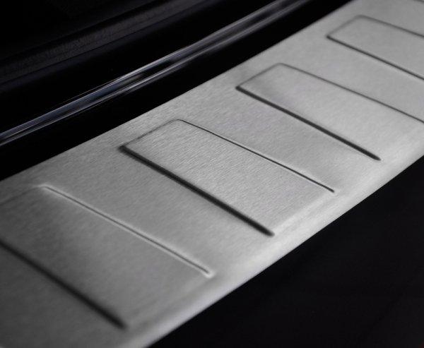 BMW X3 F25 FL 2014-2016 M PAKIET Nakładka na zderzak TRAPEZ Mat