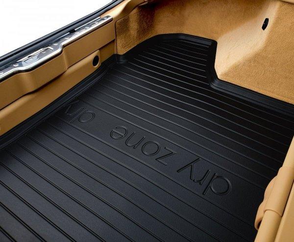 Mata bagażnika VOLVO S60 I Sedan 2001-2010 wersja z zestawem naprawczym koła