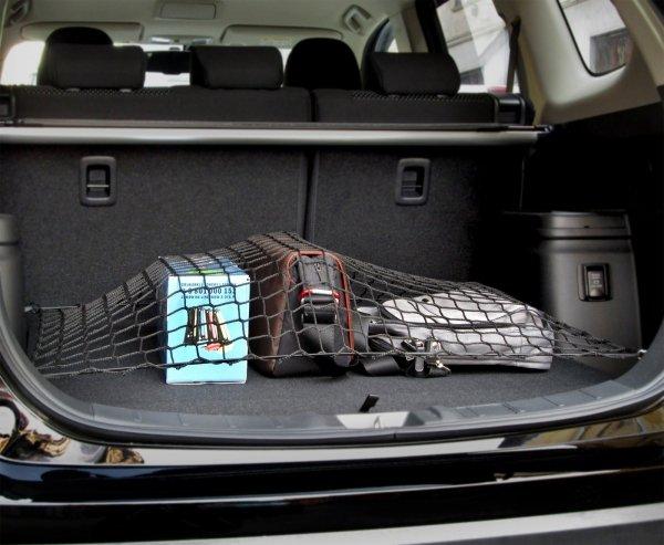 Siatka bagażnika Audi A4 B6 Kombi 2000-2006