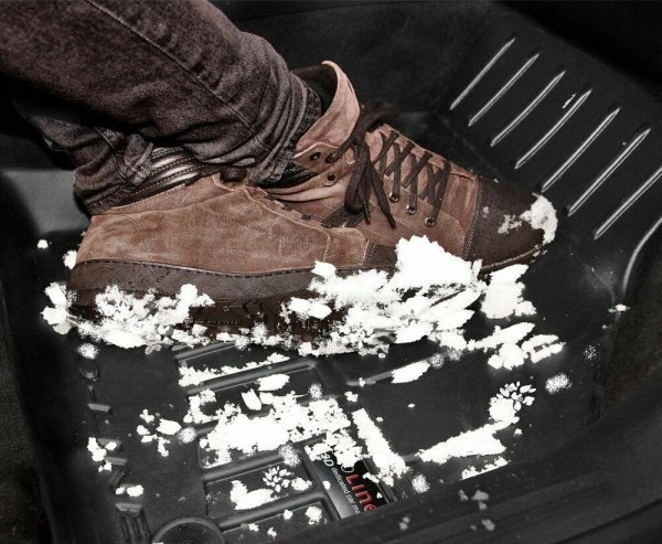 Dywaniki gumowe 3D SEAT Ibiza IV 2008-2017