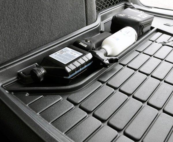 Mata bagażnika gumowa CITROEN C5 Aircross od 2018 górna podłoga bagażnika, bez bocznych wnęk