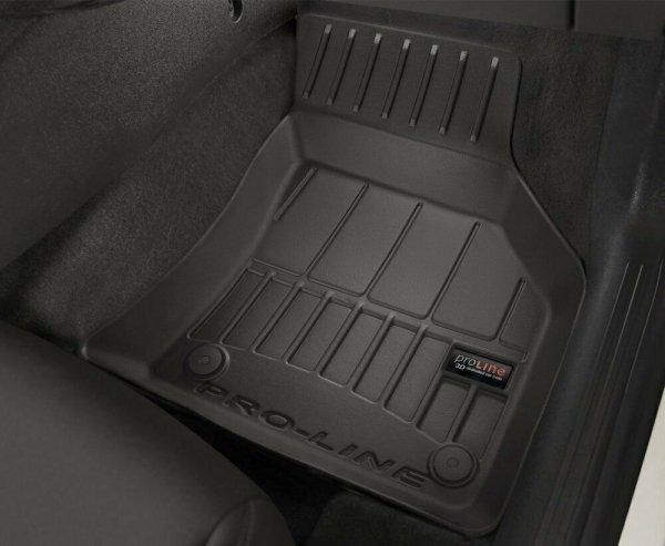 Dywaniki gumowe 3D do FIAT Ducato III od 2006