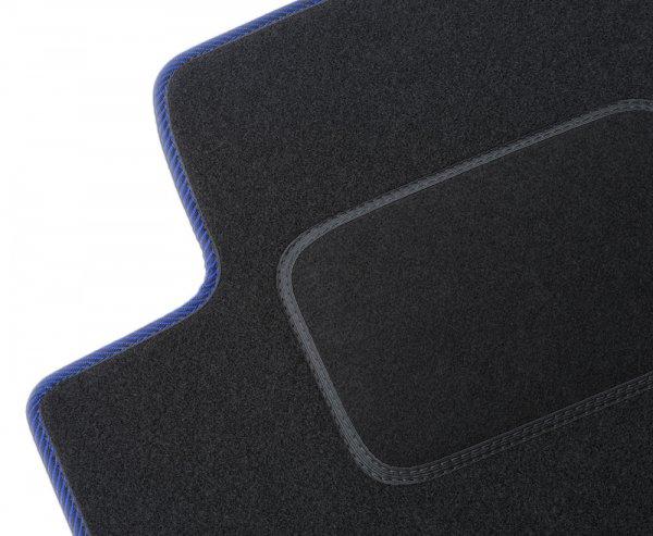 S1D00000 Dywaniki welurowe PEUGEOT 207 2006-2012