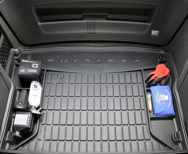 Mata bagażnika gumowa SEAT Ibiza V HB od 2017 górna podłoga bagażnika