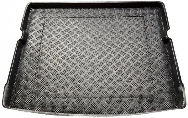 Mata bagażnika Standard VW TOURAN II od 2015 wersja 5 osobowa, dolna podłoga bagażnika