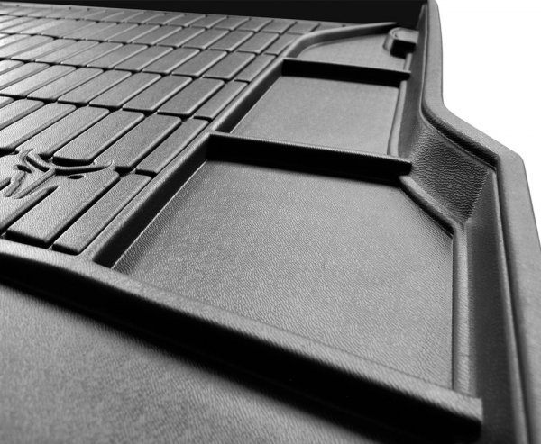 Mata bagażnika gumowa KIA CEED III 5 drzwiowy HB od 2018 dolna podłoga bagażnika