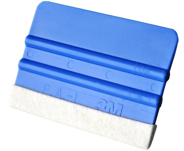 Rakla 3M Niebieska z filcem