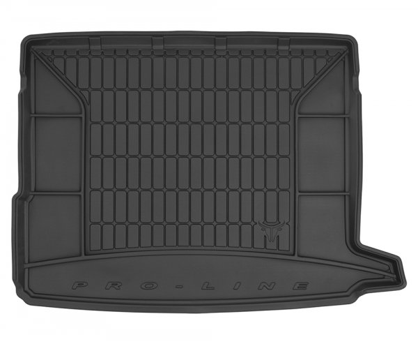 Mata bagażnika gumowa MERCEDES GLC x253 od 2016