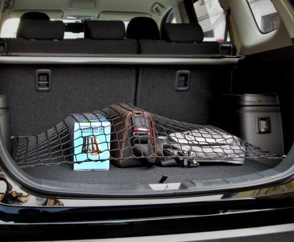 Siatka bagażnika Volvo S80 I Sedan 1998-2006