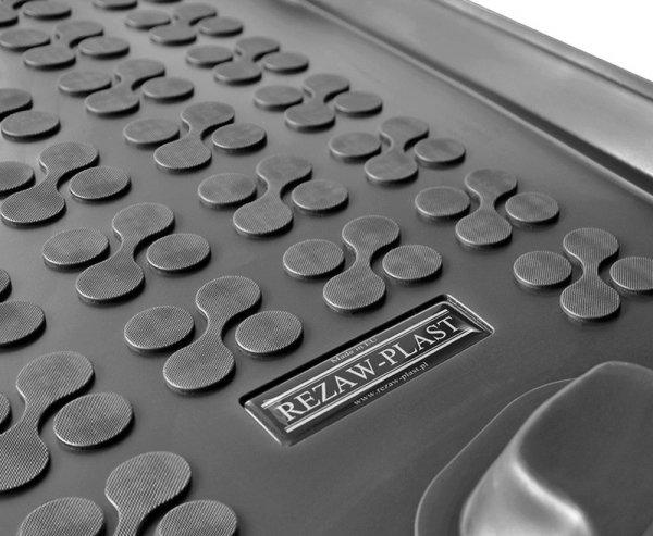 Mata bagażnika gumowa Opel VIVARO II Tourer L2 długi wersja 8 osobowa, 9 osobowa 2014-2019