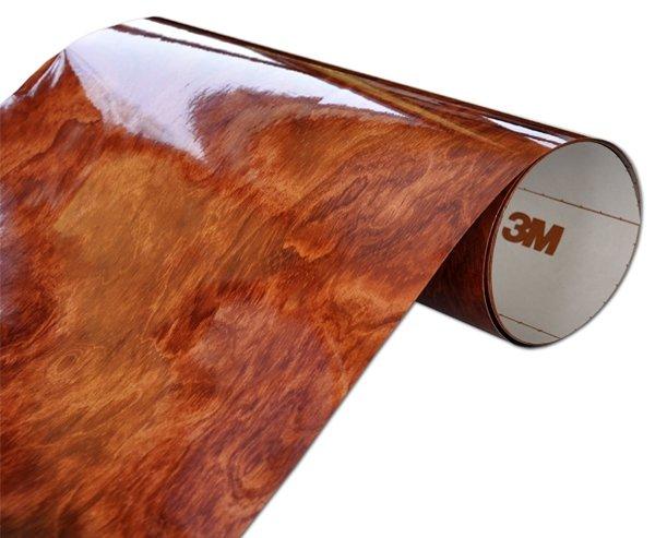 Folia Drewnopodobna 3M WG364GN 122x50cm