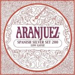 Aranjuez Spanish Silver Set 200 Low