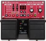 Boss RC-30 Loop Station looper efekt gitarowy