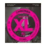 D'Addario ECB81 - Chromes 45-100