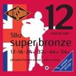 Rotosound SB12 struny do gitary akustycznej 12-54