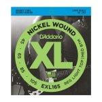 D'Addario EXL165 - XL Nickel 45-105