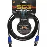 Klotz SC3-02SW kabel głośnikowy speakon 2m
