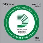 D'Addario NW021 struna elektryczna owijana