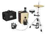 Meinl CAJ-DRUMSET Cajon Percussion Set Kompletny