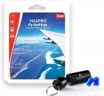 HASPRO Fly Universal zatyczki do uszu do samolotu