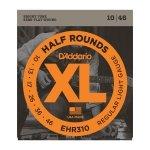 D'Addario EHR310 - Half Rounds 10-46