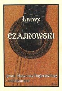 Contra Łatwy Czajkowski gitara klasyczna fingerpicking