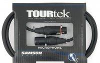 Samson TM15 Tourtek kabel XLR mikrofonowy 4,5m