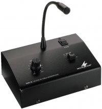 Monacor PAM-10 mikrofon ze wzmacniaczem
