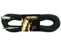 Hot Wire 954012 kabel 10m XLR żeński-jack