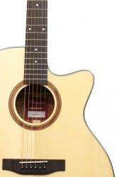 T BURTON BOBBY GA11C gitara akustyczna