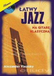 ABSONIC  Łatwy jazz na gitarę klasyczną