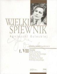 Wielki Śpiewnik Agnieszki Osieckiej t. VII - Krakowskie anioły