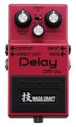 BOSS DM-2W Delay Waza Craft