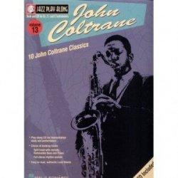 PWM Hal Leonard John Coltrane play along + CD