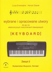 Fermata Wybrane utwory na keyboard cz 2