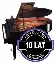 Yamaha C2X PE Fortepian klasyczny akustyczny czarny połysk