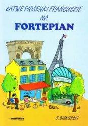 CRESCENDO Łatwe pisenki francuskie na fortenian