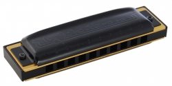 Harmonijka ustna Hohner Pro Harp MS - tonacja C
