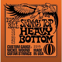 Ernie Ball 2215 Heavy Bottom 10-52