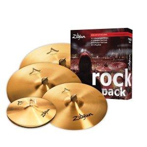 Zildjian Rock A Pack 14,17,19,20 zestaw talerzy