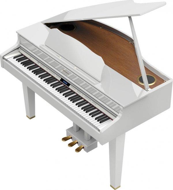Roland GP607-PW fortepian cyfrowy