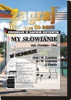 Studio Bis Iii 2014 My Slowianie Donatan Cleo Nuty Wydawnictwa