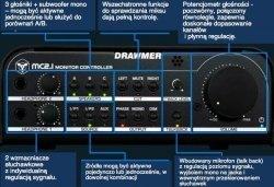 Drawmer MC2.1 kontroler odsłuchów