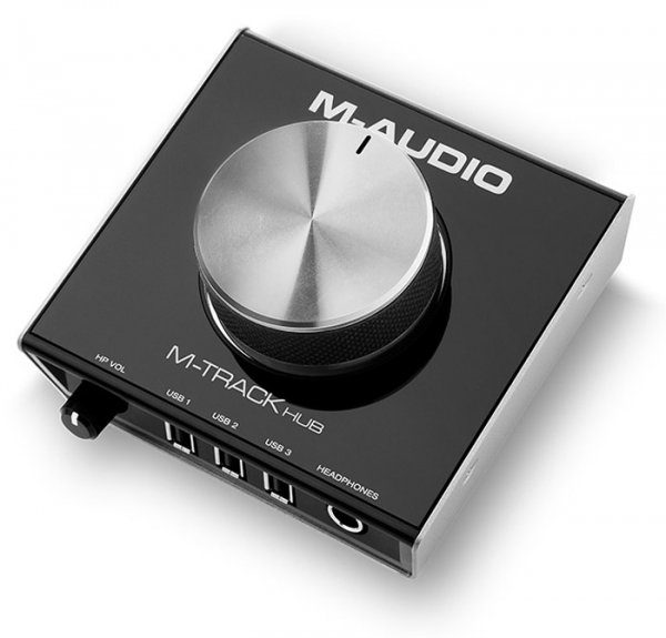 M-audio M-Track Hub interfejs auio