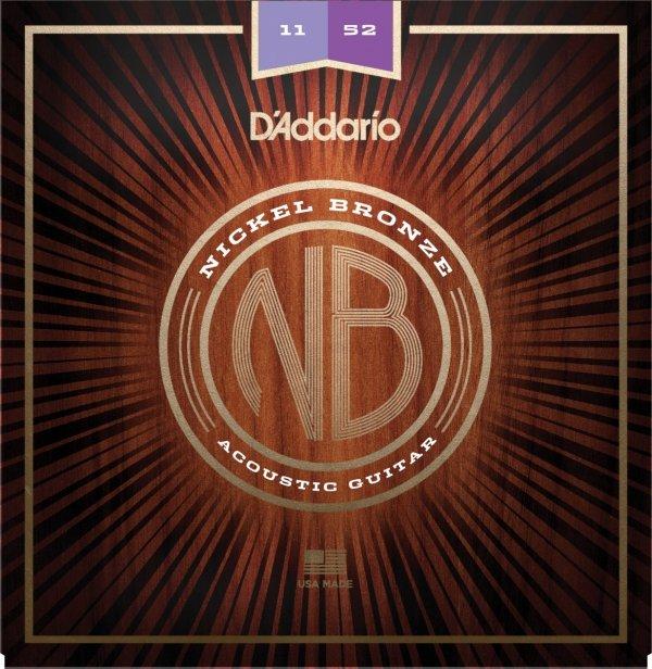 D'addario NB1152 struny akustyczne