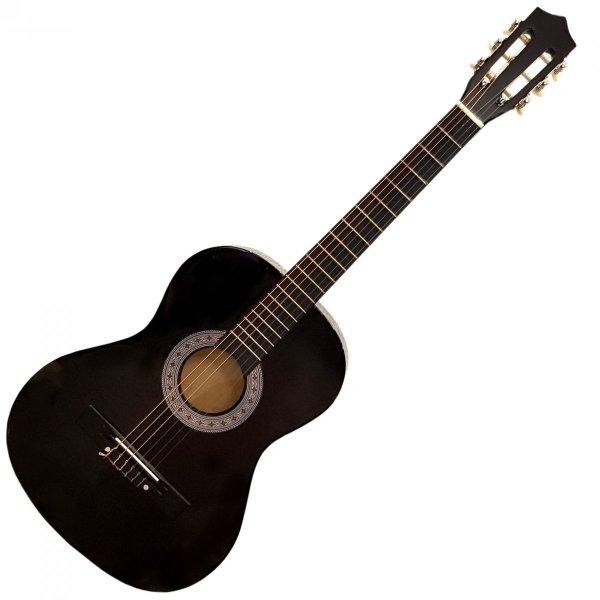 Ever Play M5126 Black 1/4 Prima gitara klasyczna