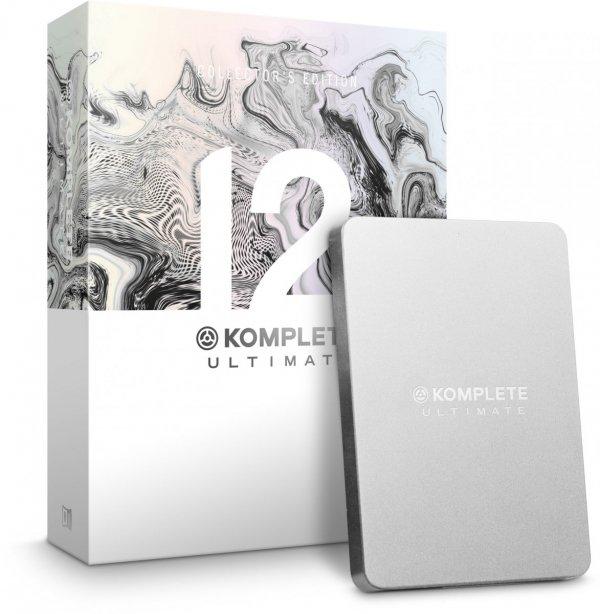 Native Instruments Komplete 12 Ultimate Collectors Edition Upgrade K 8-12
