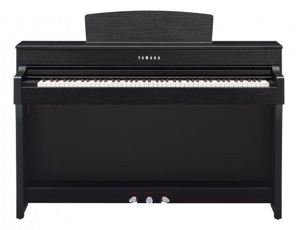 Yamaha CLP-645 B Clavinova Black pianino cyfrowe
